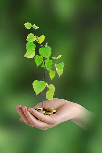 investing in green businesses